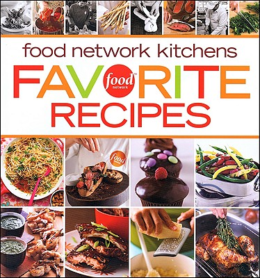 Food Network Kitchens Favorite Recipes By Food NetWork (COR)